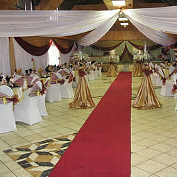 Swaziland Wedding Venues - Esibayeni Lodges wedding venue in Matsapha for small or large wedding parties